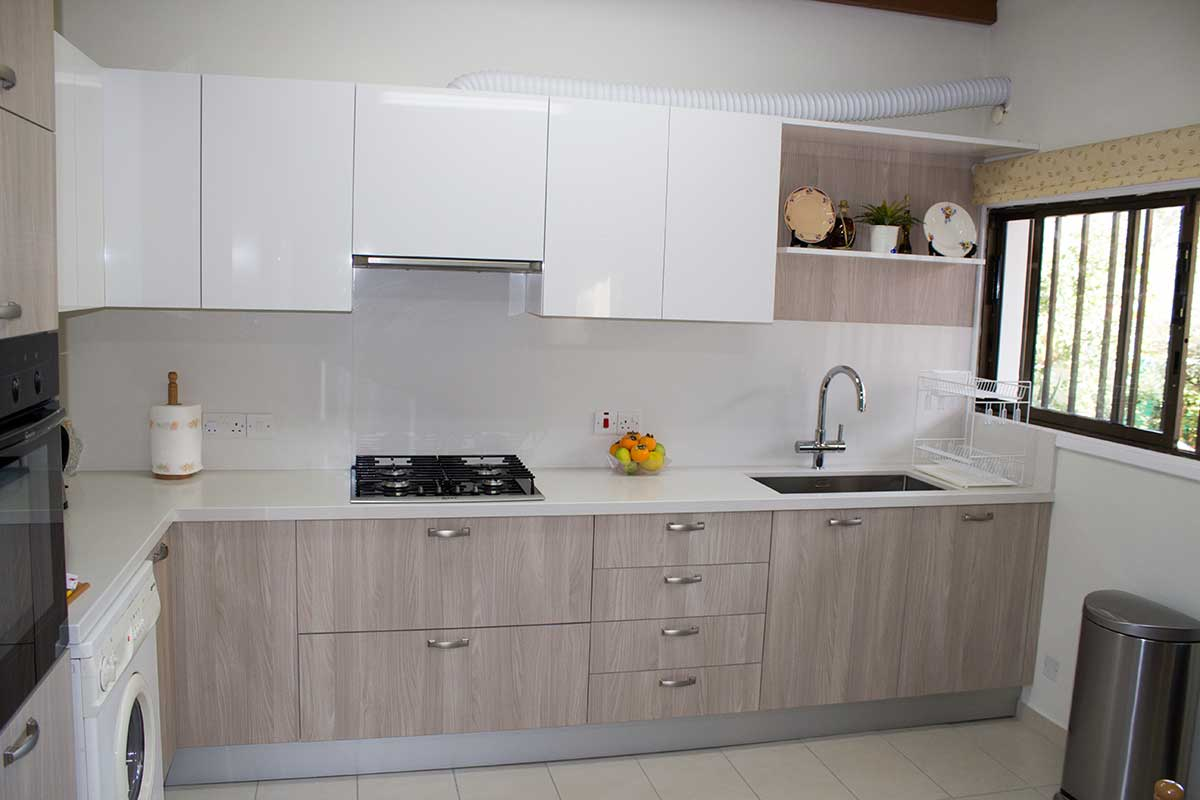 new kitchen after