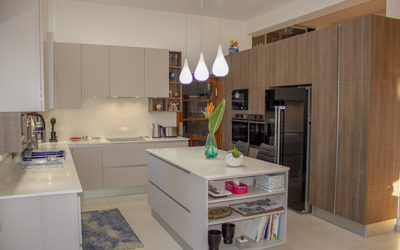[Before & After] Kitchen Renovation in 10 Days ONLY – Model Tekna
