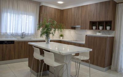 [Before & After] Kitchen Renovation in 10 Days ONLY – Model Natura/Calacatta